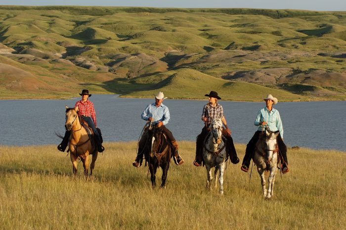 La Reata - Saskatchewan River Valley Ranch