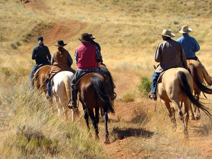 Dryhead Ranch Horse Drives