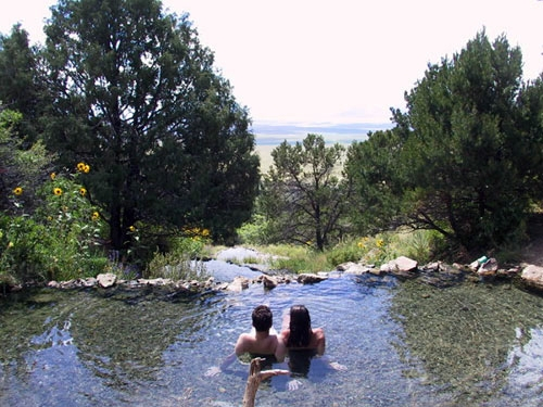 The Hot Springs Pack Trip
