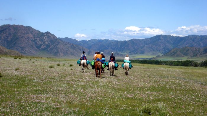 Altai -Expedition