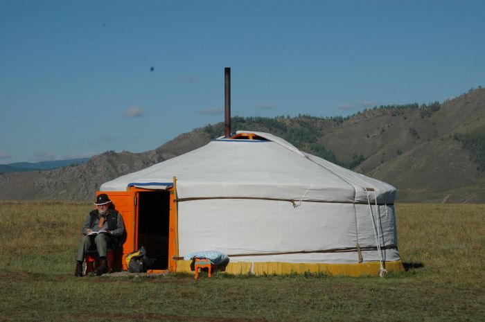 Mongolei Steppen Expedition